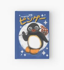 The pingu show Hardcover Journal