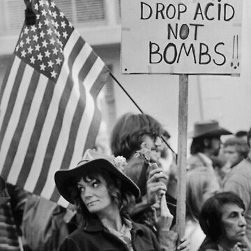 Drop acid not bombs by ZiggyHali