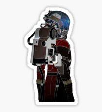 Prey helmet Sticker