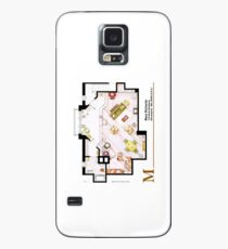 Mary Richards apt. from The Mary Tyler Moore Show Case/Skin for Samsung Galaxy