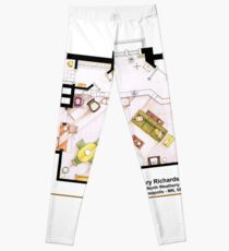 Mary Richards apt. from The Mary Tyler Moore Show Leggings
