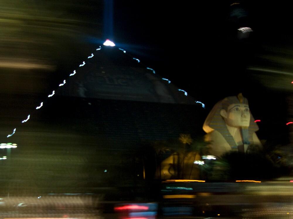 Drive by in Vegas by kiwistoofer