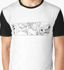 Dragon ball Blonde Launch character Graphic T-Shirt