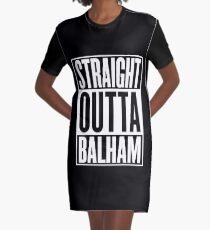Straight Outta Balham Graphic T-Shirt Dress