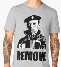 Remove Kebab - Accordion Men's Premium T-Shirt