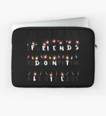 Friend don't Lie Laptop Sleeve