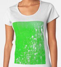 Splash Lime Women's Premium T-Shirt