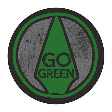 Go Green by Mockster