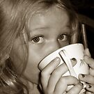 Hot Chocolate by Margaret Shark
