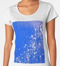 Splash Electric Bleu Women's Premium T-Shirt