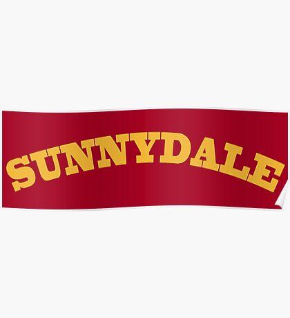 Sunnydale Gym Poster