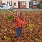 Boy With Leaves November 2016 by KABFA