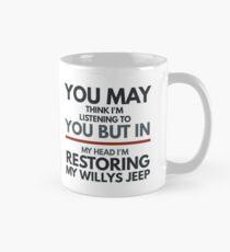 My Willy jeep Mug