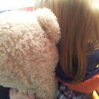 Bargee/Narrowboat Boys Child with Teddy Bear Miss K L Slomczynski by KABFA