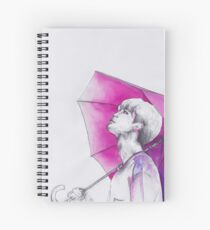 BTS - JIMIN Love Yourself Spiral Notebook