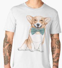 Corgi Dog Men's Premium T-Shirt
