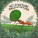 Wild nature by hahaha-creative