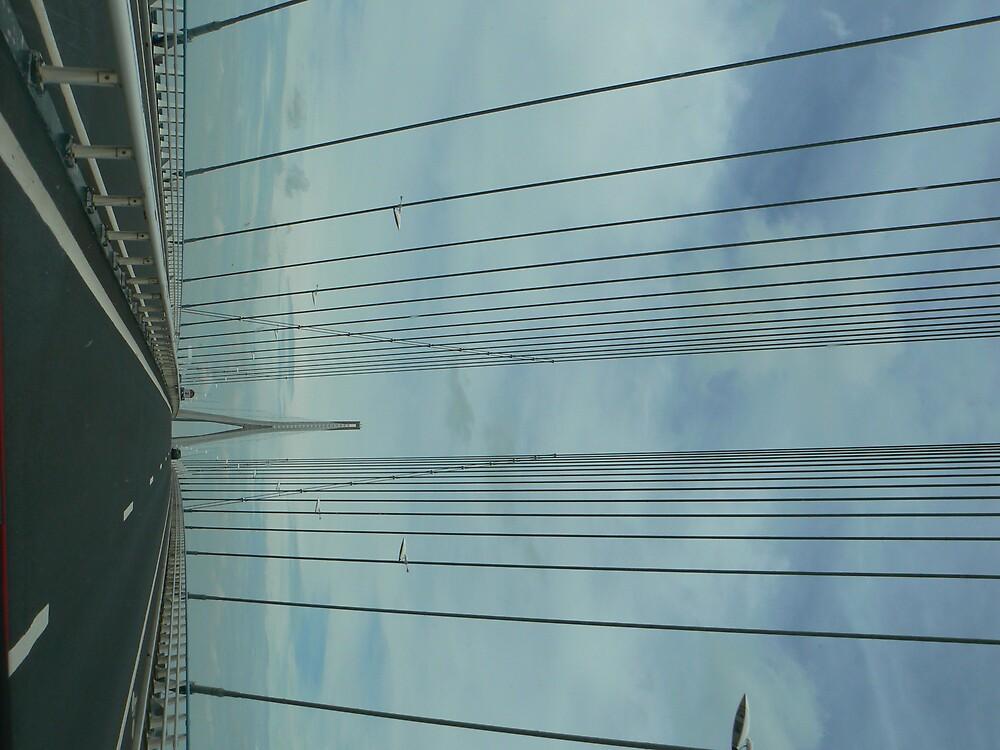 Pont du Normandie 2 by Transporter