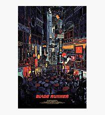 Blade Runner City Photographic Print