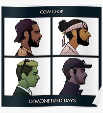 Cow Chop - Demonetized Days Poster