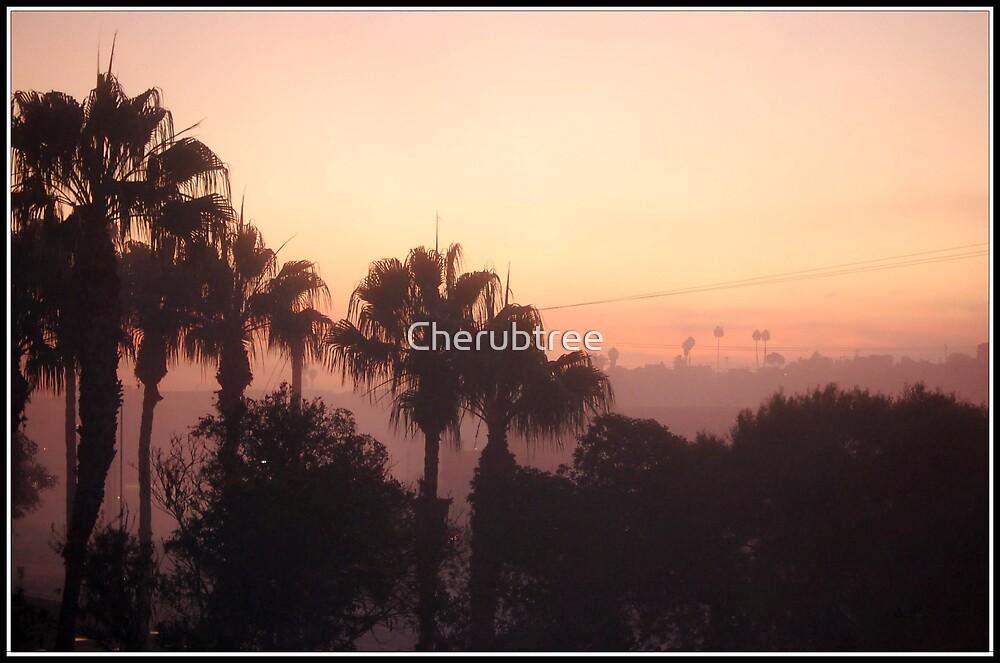 Sunrise Mist by Cherubtree