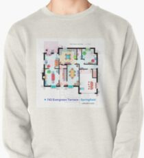 House of Simpson family - Ground Floor Pullover