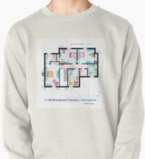 House of Simpson family - First Floor Pullover