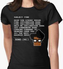 Subject Fire Moss T Shirt T-Shirt