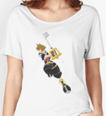 Sora (Kingdom Hearts) Women's Relaxed Fit T-Shirt