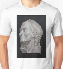 Voltaire Bust Painting T-Shirt