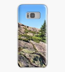 View from the Top Of Cadillac Mountain 1 - Acadia National Park Samsung Galaxy Case/Skin