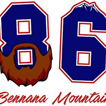 Bennana Mountain by AKA-MIG