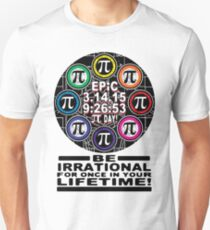 Ultimate Memorial for Epic Pi Day  Symbols T-Shirt