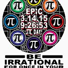 Ultimate Memorial for Epic Pi Day  Symbols by MudgeStudios