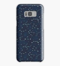 Constellation Pattern (A) Case/Skin for Samsung Galaxy
