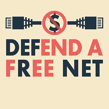 End a Fee Defend a Free Net  by electrovista