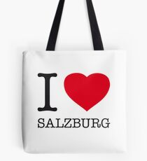 I ♥ SALZBURG Tote Bag