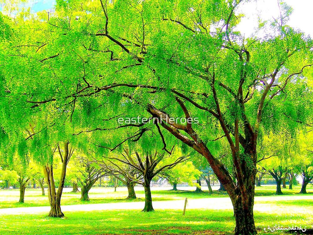 Green by easternHeroes