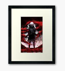 Ghoul Blood Framed Print