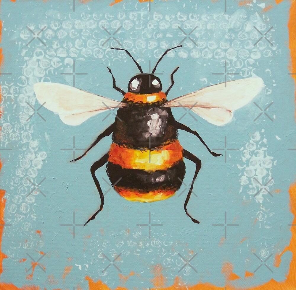 Bee (1) by StressieCat
