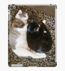 Bandit and Slender iPad Case/Skin