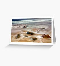 Winter Tide Greeting Card