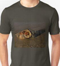 Hermit Crab on Fahan Beach Unisex T-Shirt