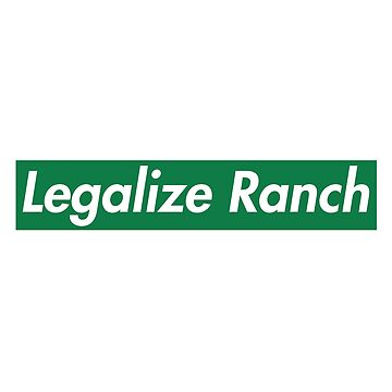 Legalize Ranch - Green by nooob
