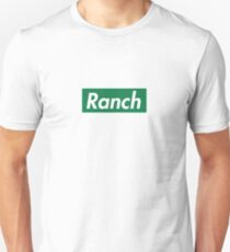 Ranch - Grün Slim Fit T-Shirt