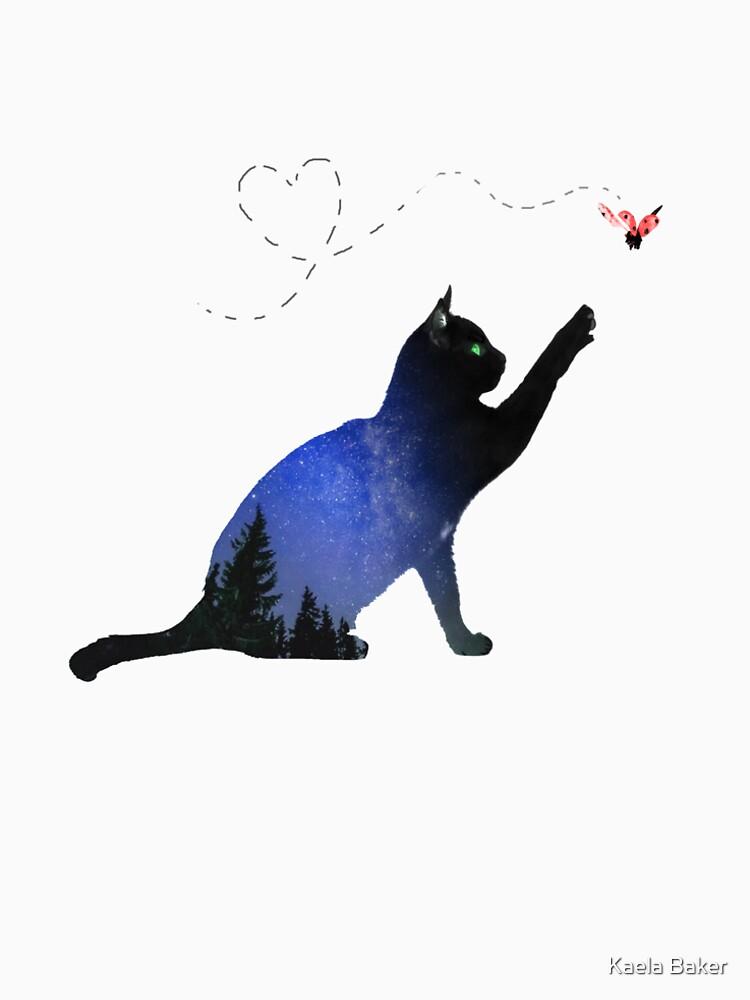Die Katze und der Marienkäfer von Shinylatias82