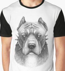 Pitbull Graphic T-Shirt