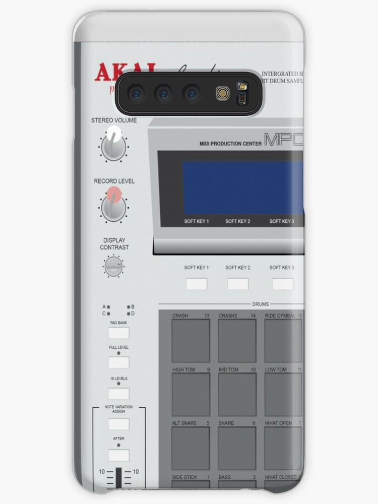 'AKAI MPC 3000' Case/Skin for Samsung Galaxy by bl0r