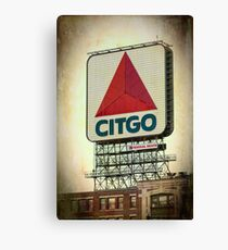 CitGO SOX Canvas Print