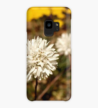 Cephalipterum drummondii Case/Skin for Samsung Galaxy